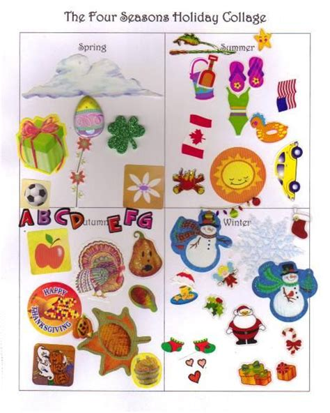 Family Tree Wall Art Stickers 24 best images about the four seasons ideas for kids on