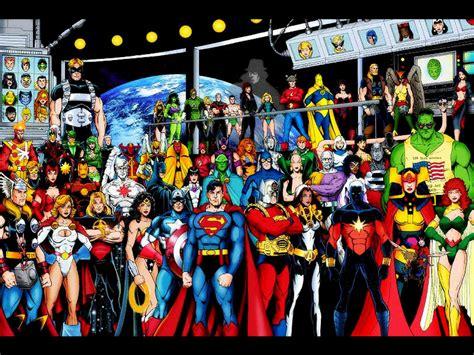 Super Hero Meme - jla dc comics wallpaper 251217 fanpop