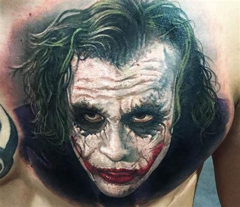 butcher tattoo designs joker by steve butcher post 15497