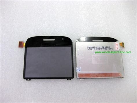 Lcd Blackberry Bold 9000 003 004 Original blackberry bold 9000 lcd with lens v 003 004