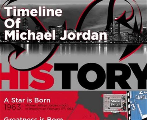 michael jordan biography about his life the timeline of michael jordan blog about infographics
