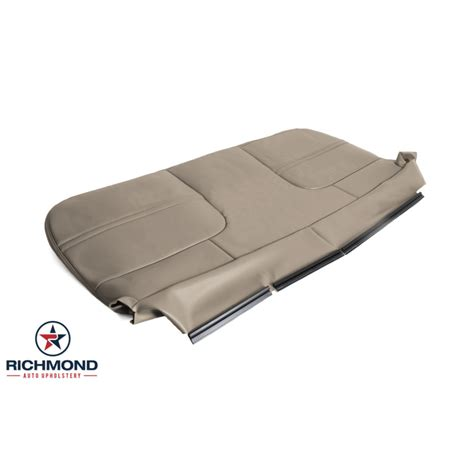 f250 bench seat cover 1999 ford f 250 xl vinyl bottom bench seat cover tan