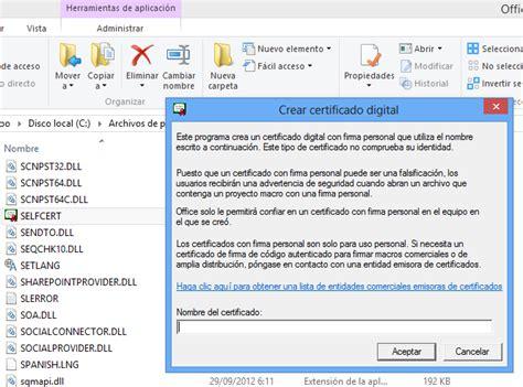firma digital gratis el blog de neothek programar en excel como crear tu firma digital aplica