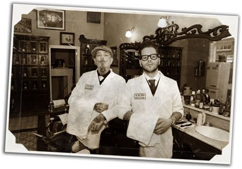 beer and haircuts from the 1920s high end mens barber shop joy studio design gallery