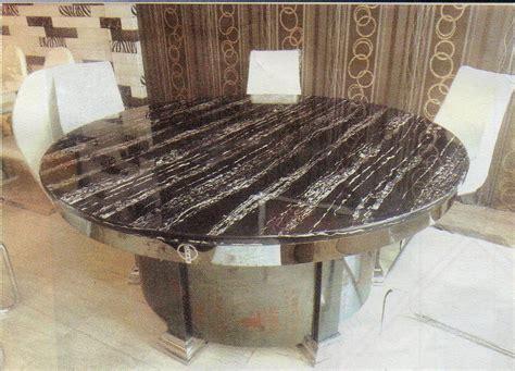 Meja Makan Di Medan jual meja makan marmer a032b harga murah medan oleh mizzea home living