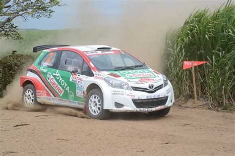 debut win for new toyota yaris s2000 rally car