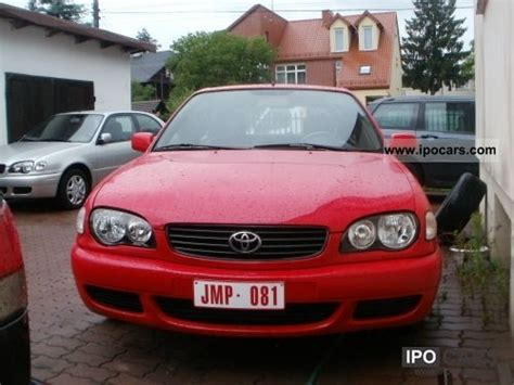 old car owners manuals 2000 toyota corolla lane departure warning 2000 toyota corolla piekna czerwień car photo and specs