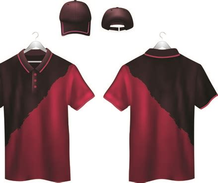 Tshirt Kaos Element vector t shirt free vector 1 310 free vector
