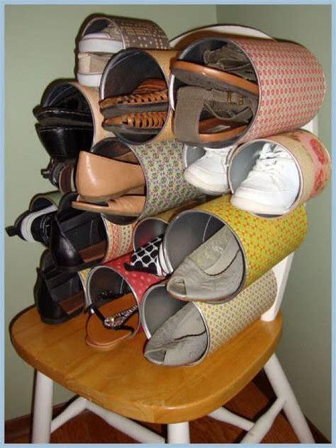 tutorial menali sepatu unik kreatif membuat rak sepatu yang unik tutorial lain lain