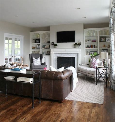 Chair Slipcovers Pottery Barn Decorating With Leather The New Sofa The Inspired Room