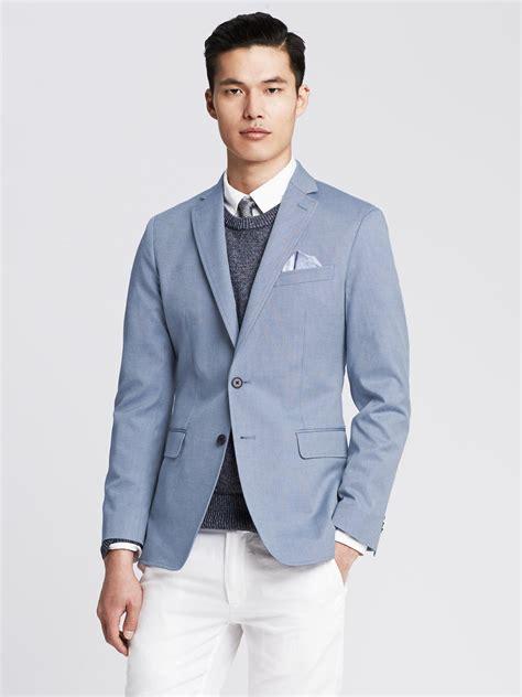 Light Blue Mens by Light Blue Blazer Mens Trendy Clothes