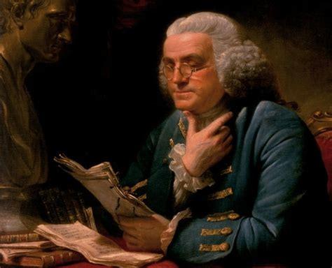 benjamin franklin revolutionary war biography gentlemen scientists and revolutionaries the influence
