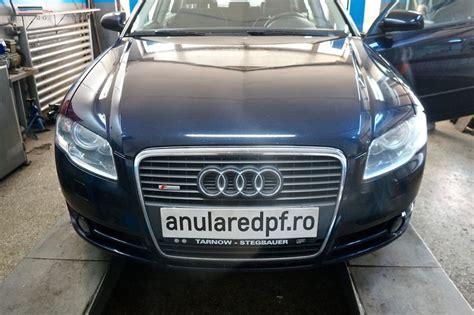 Audi A4 B7 2 0 Tdi Probleme by Remediere Probleme Dpf Audi A4 B7 2 0tdi