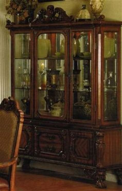1000  images about China Cabinets on Pinterest   Buffet hutch, China cabinets and Cherry finish
