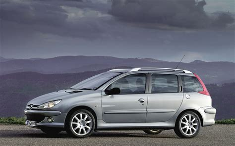 used peugeot 206 peugeot 206 sw review 2002 2006 parkers