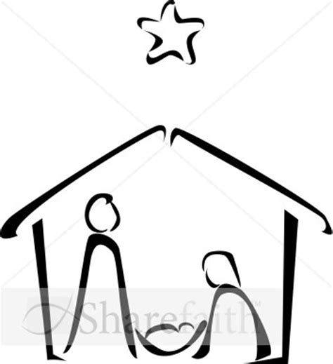 nativity card template word best photos of template of nativity free nativity