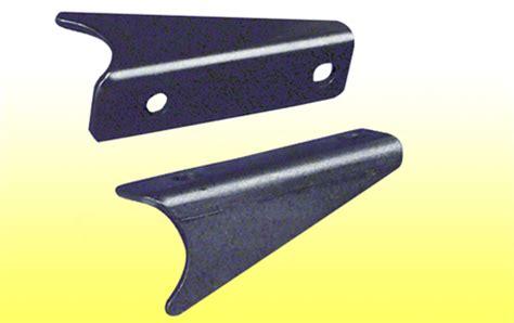 rack pinion mount bracket left