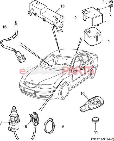 saab parts diagrams 2003 saab 9 3 parts wiring diagrams wiring diagram schemes