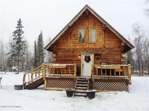 log homes  sale  wasilla  palmer ak alaska real estate log cabins pinterest