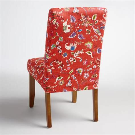 anna chair slipcover red elephant anna chair slipcover world market