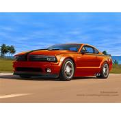 2009 Mercury Cougar Come On Do It  The Mustang