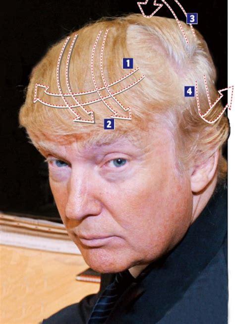 Donald Trumps Hair Explained   secret to donald trump s hair 9th generation honda civic