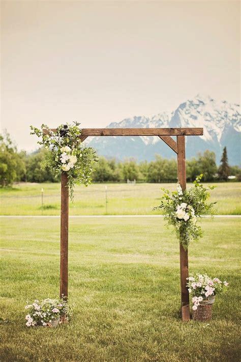 Wedding Arch Bc by Scenic Alaska Inn Wedding Altars Greenery And Lush
