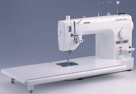 Sewing Machine For Embroidery And Quilting by Pq1500s