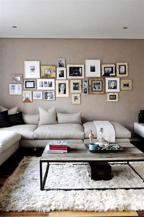 Living room with corner sofa and Photo Gallery   Interior
