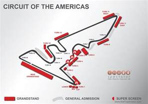 Circuit Of The Americas United States Grand Prix Where To The F1 Spectator