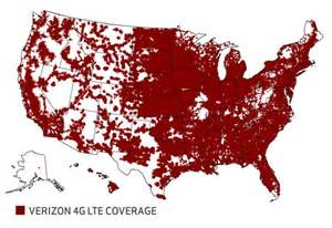 verizon coverage map florida 4g lte 3g cellular data speed comparison at t vs