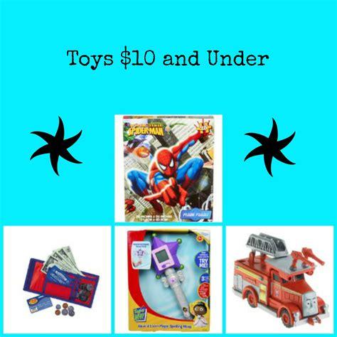 toys under ten