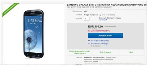 Samsung S 3 Neo Preis 2310 by Samsung Galaxy S3 Neo Saturn Prospekt Am 24 2 16 139