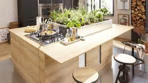 plan de travail cuisine bois quel bois choisir pour un plan de travail