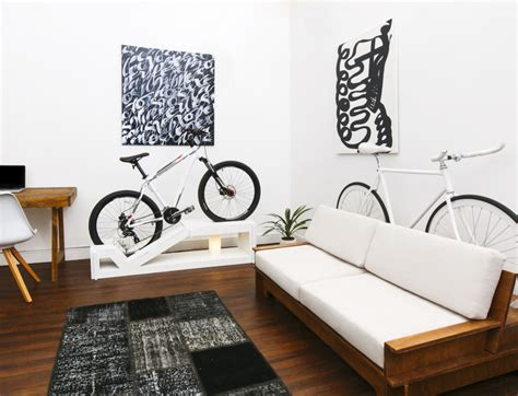 mueble para bicicleta ideas de decoraci 243 n 191 ciclista urbano muebles de dise 241 o