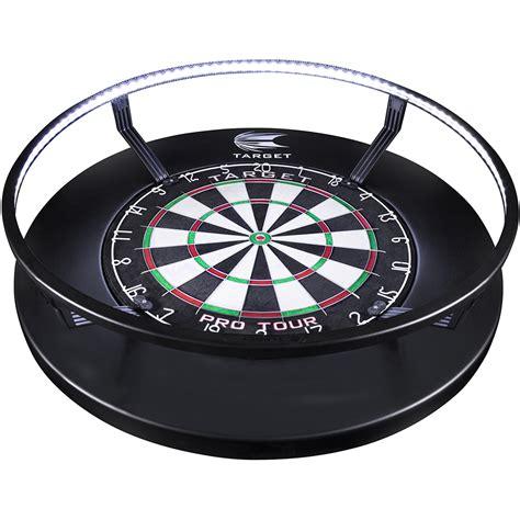 clip on dartboard light corona vision led dartboard light system