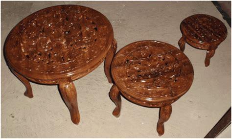 Meja Jati Osin meja osin pengantin pengrajin mebel jepara furniture ukir minimalis