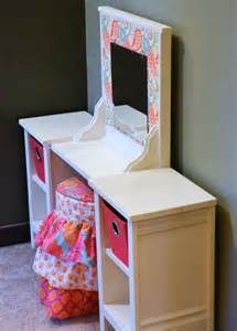 white mila play vanity diy projects