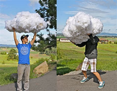 props how to make a cloud diy photography