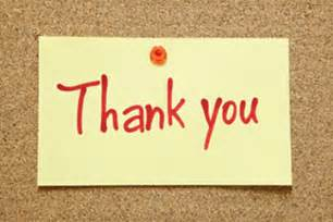 how to tap the power of thank you