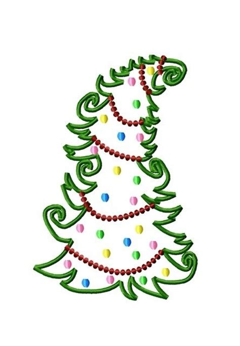Whoville Christmas Tree Grinchy Christmas Pinterest Grinch Tree Coloring Page