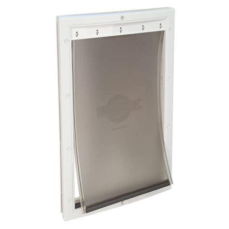 petsafe kennel plastic pet doors by petsafe grp plastic