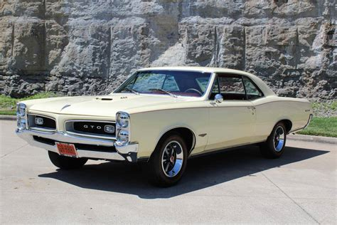 1966 Pontiac Gto Parts by 1966 Pontiac Gto Gto Coupe For Sale 1846845 Hemmings