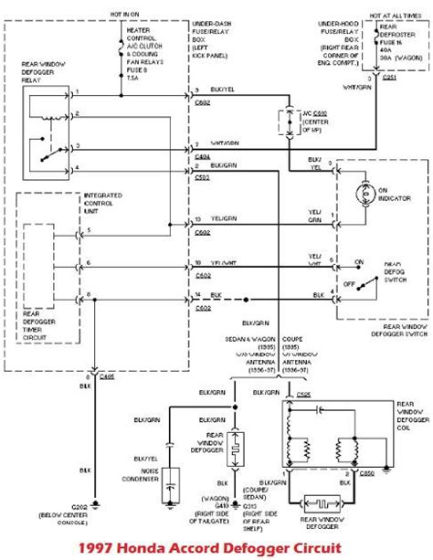 wiring diagram 1997 honda accord readingrat net