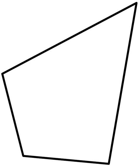 printable irregular shapes shapes clip art first grade 2d shapes