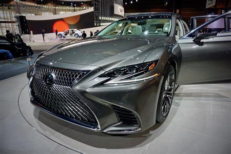 Ls Chicago by 2018 Lexus Ls Chicago Auto Show Clublexus