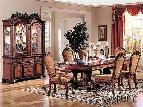 acme furniture chateau de ville 5 dining set