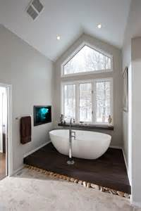 Contemporary bathroom by cincinnati architects amp designers ryan