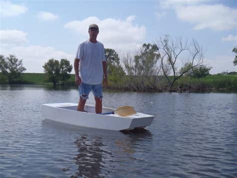 rc fishing boat homemade free boat plans catamaran david chan