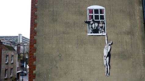 Iron Man Wall Mural banksy interview interviews street art et graffiti